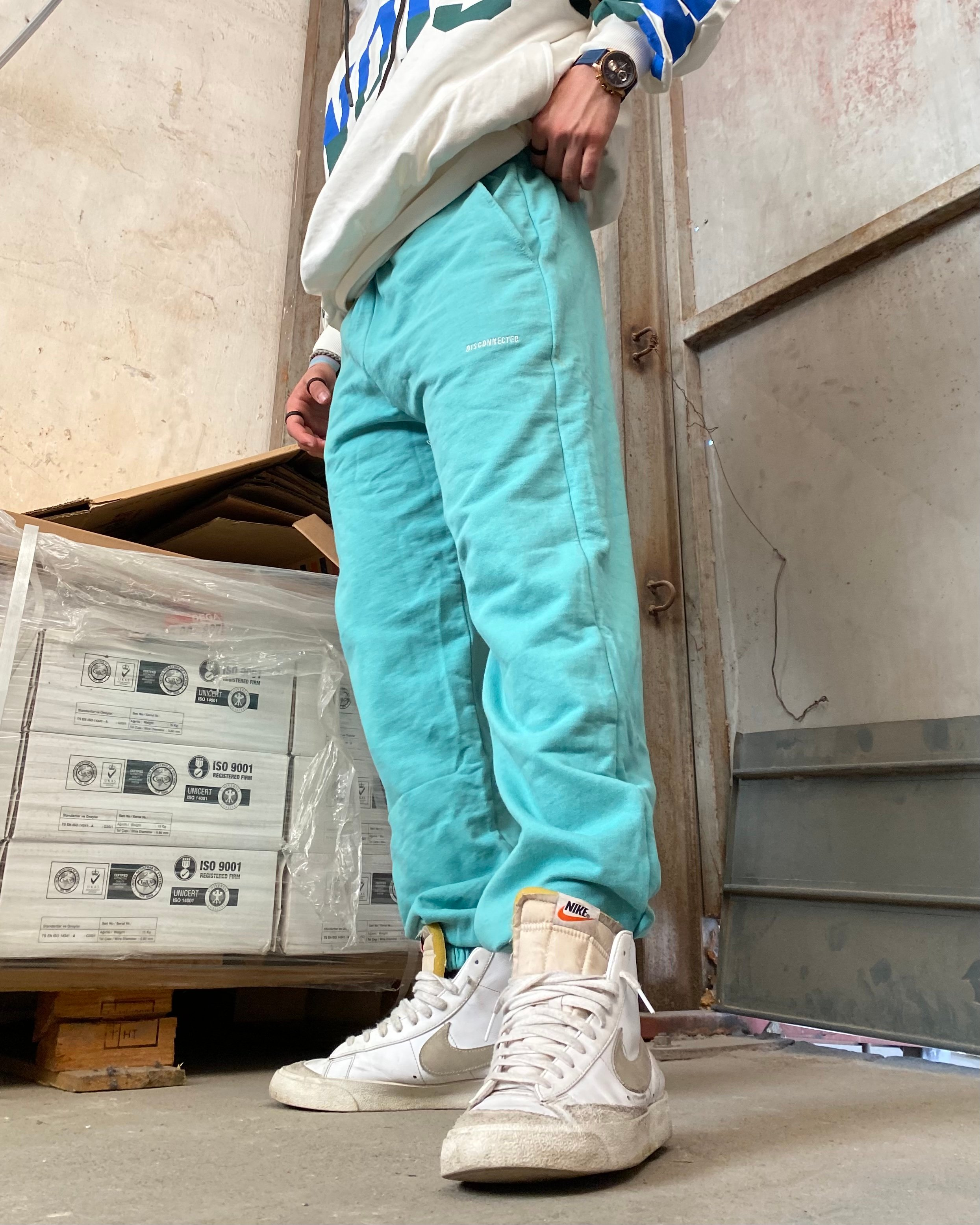 Reserved Disconned Sweatpants (SRES1)