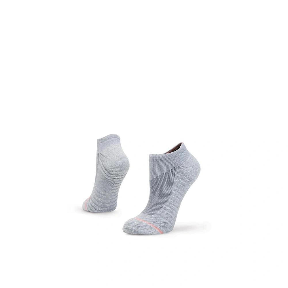 Icon Low Grey Kadın Çorap