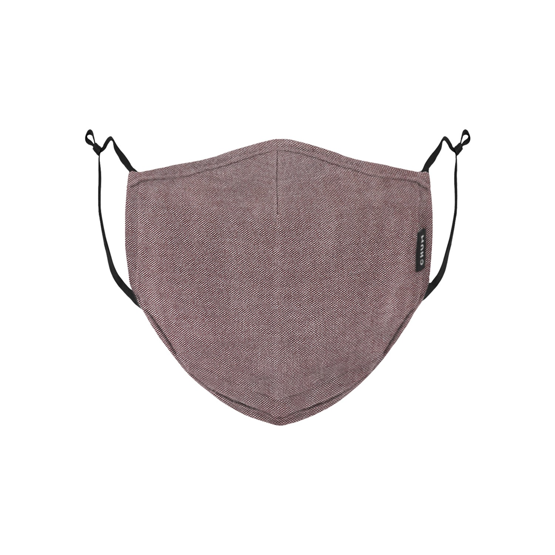 CHUM Maroon - Pm 2.5 Aktif Karbon Filtreli Yıkanabilir Erkek Maske