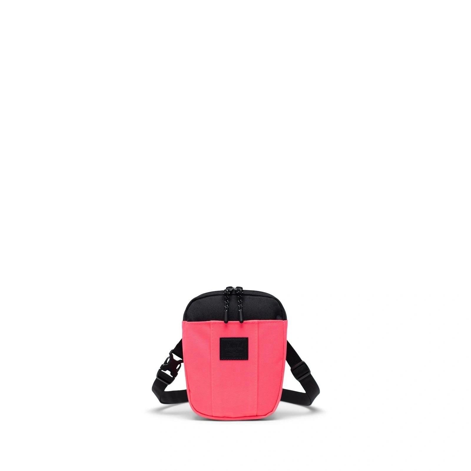 Herschel Omuz Çantası Cruz Neon Pink/Black