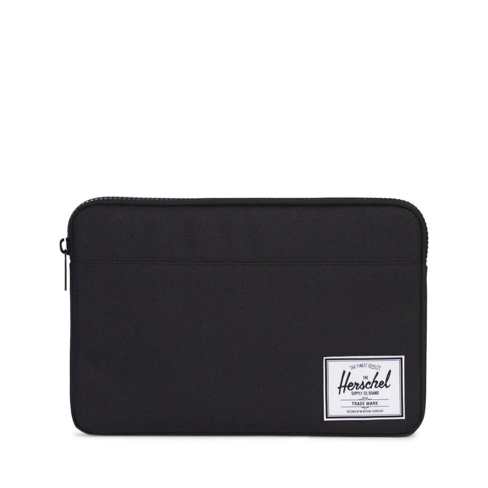Herschel Laptop Kılıfı Anchor Sleeve Black Macbook 12''
