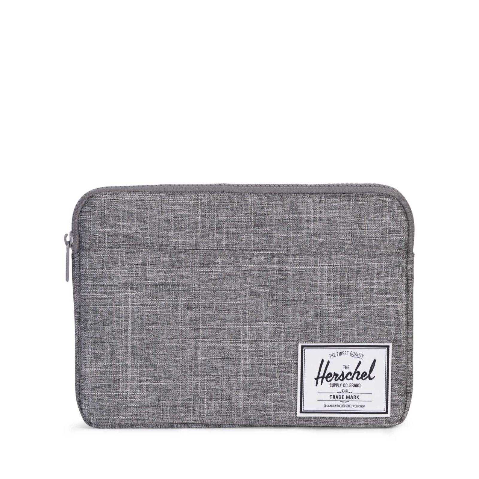 Herschel iPad Kılıfı Anchor Sleeve for iPad Air Raven Crosshatch