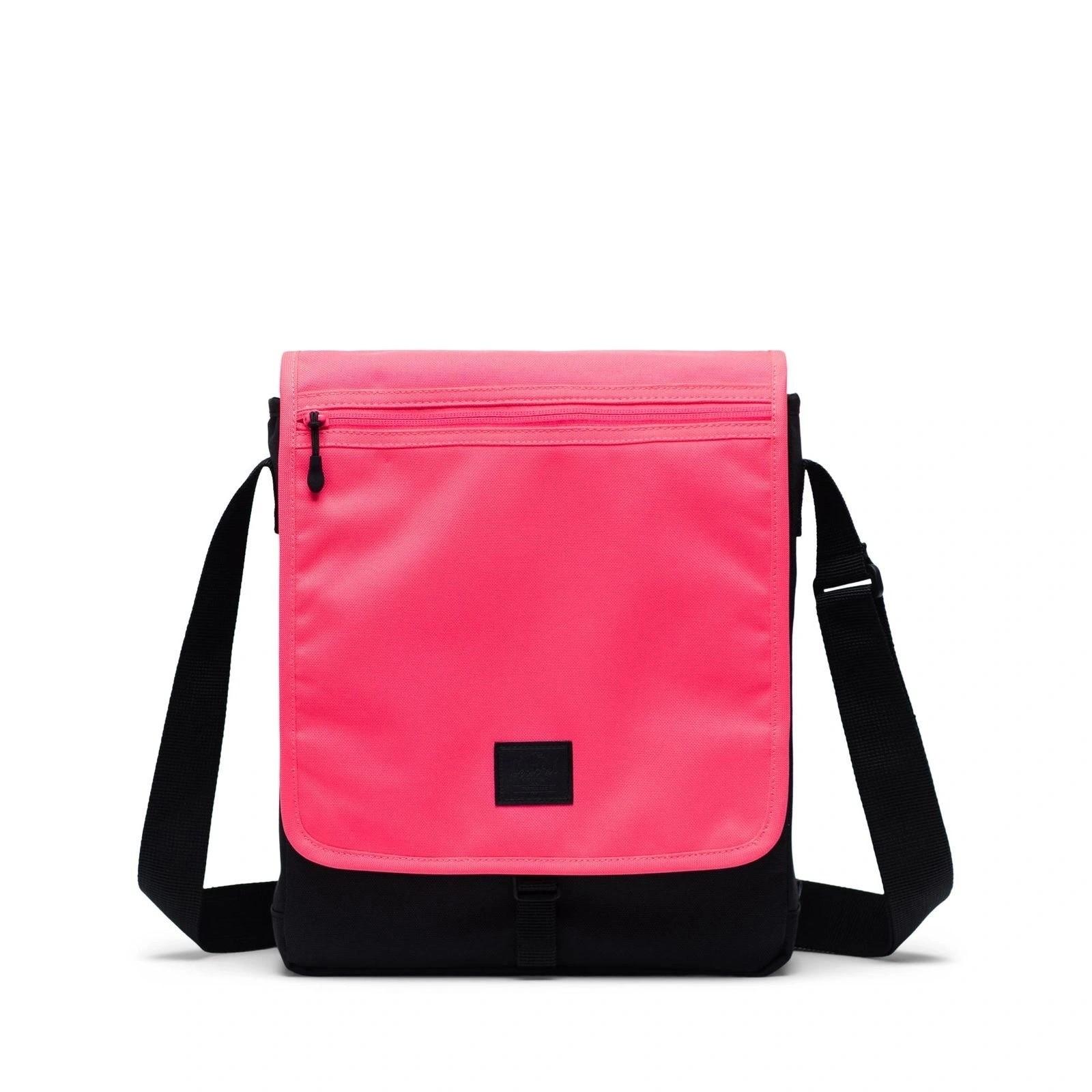 Herschel Lane Neon Pink/Black