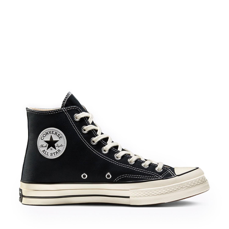 Chuck 70 Hi Siyah Unisex Spor Ayakkabısı