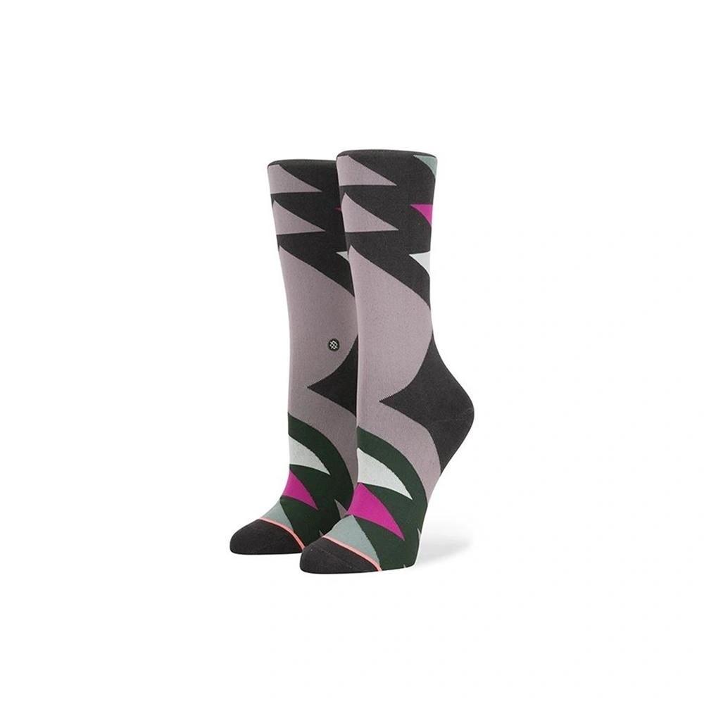 Triangular Lilac İce Kadın Çorap