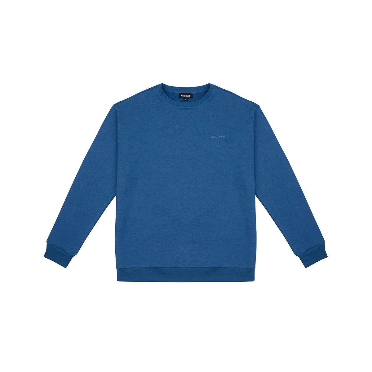 Kity Boof Sweatshirt Baby Blue