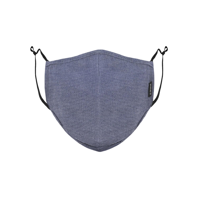 CHUM Denim - Pm 2.5 Aktif Karbon Filtreli Yıkanabilir Erkek Maske