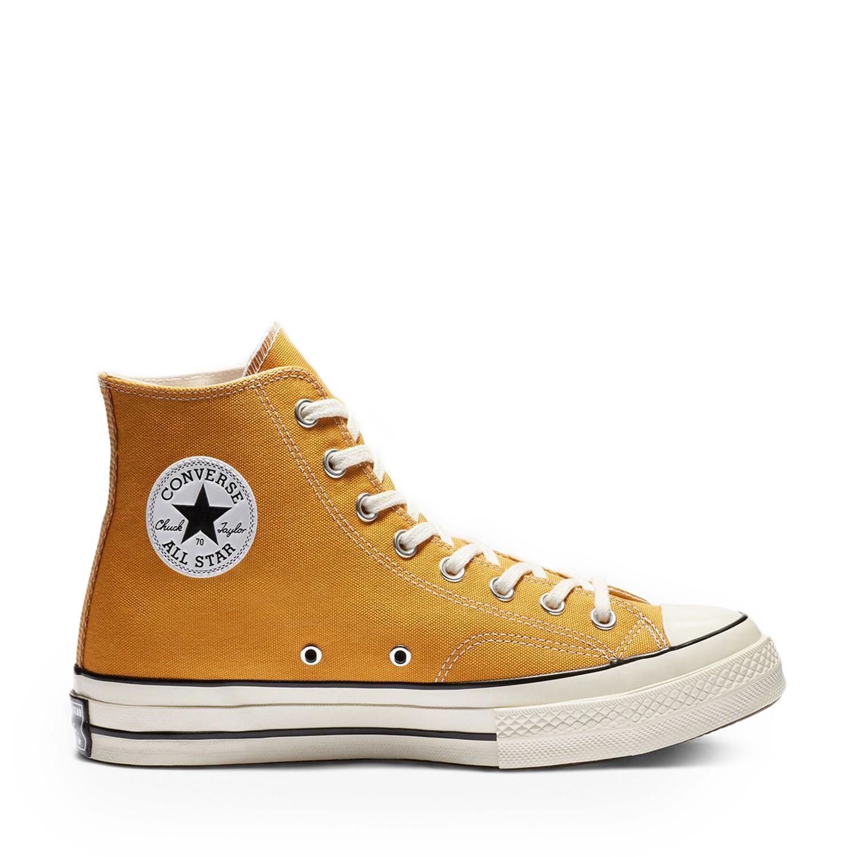 Chuck 70 Hi Sarı Kadın Spor Ayakkabısı