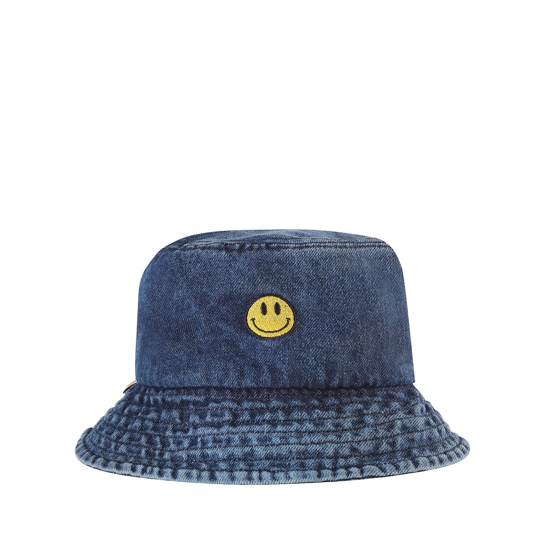 Kity Boof Jean Bucket Hat Washed Blue