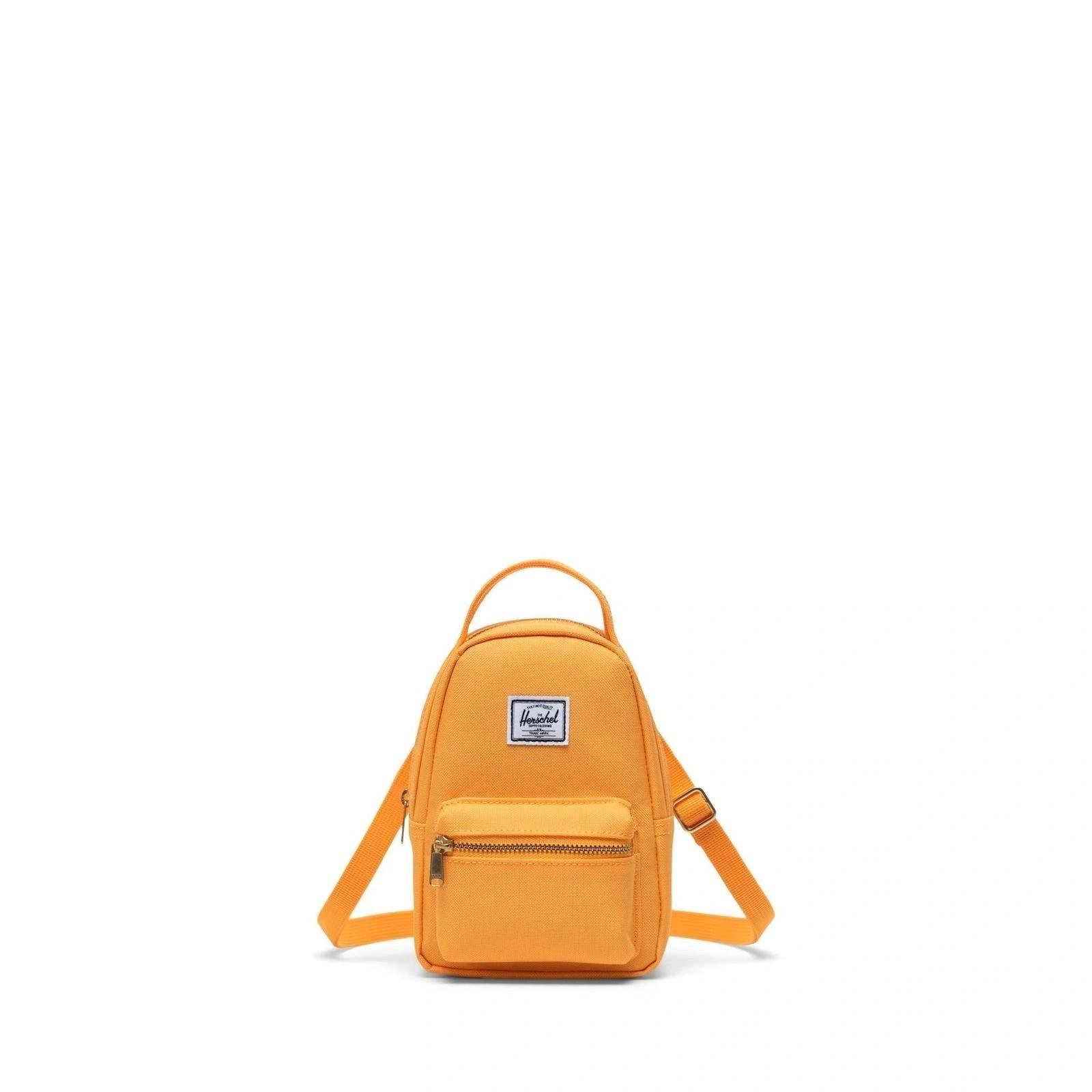Herschel Omuz Çantası Nova Crossbody Blazing Orange