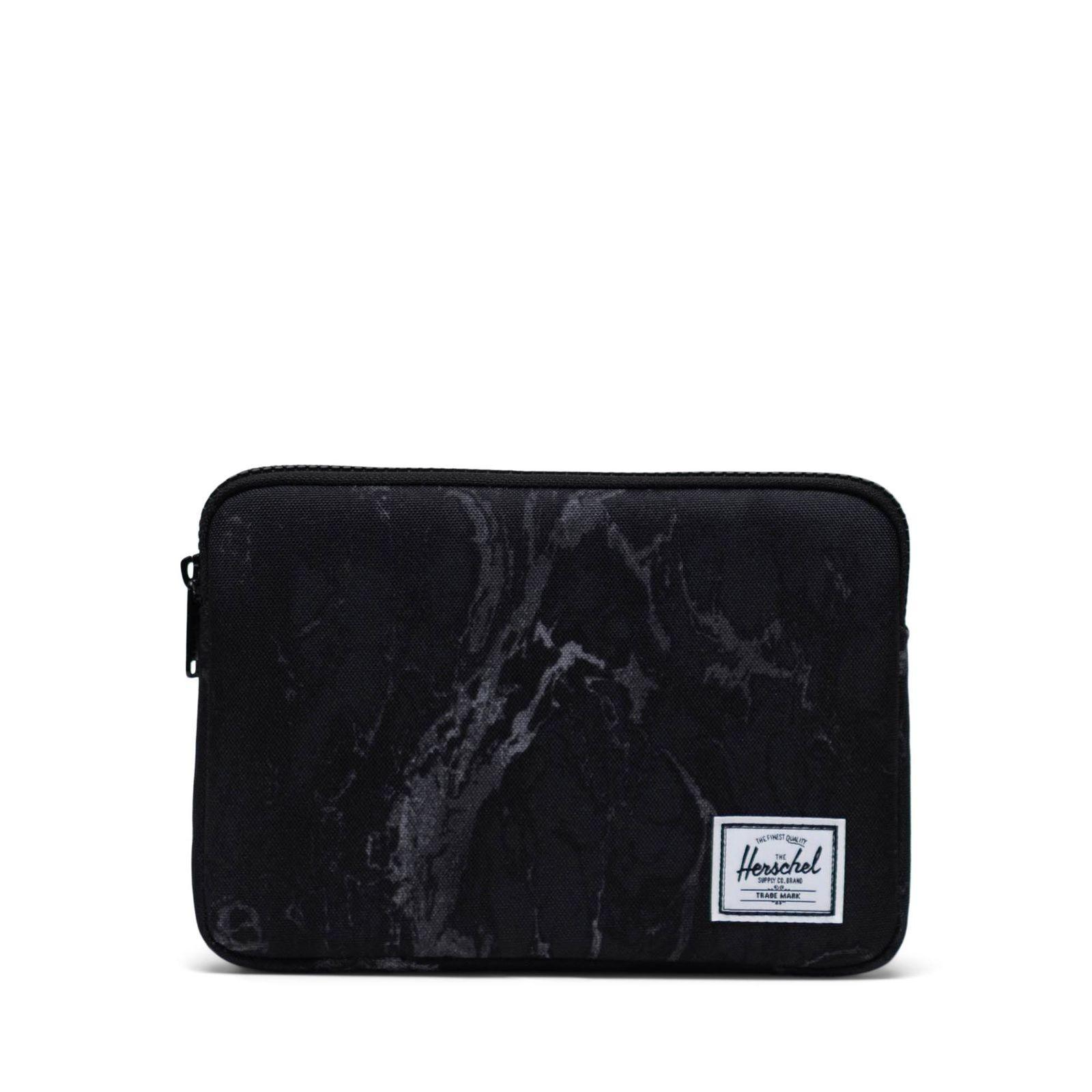 Herschel Laptop Kılıfı Anchor Sleeve for iPad Mini Black Marble