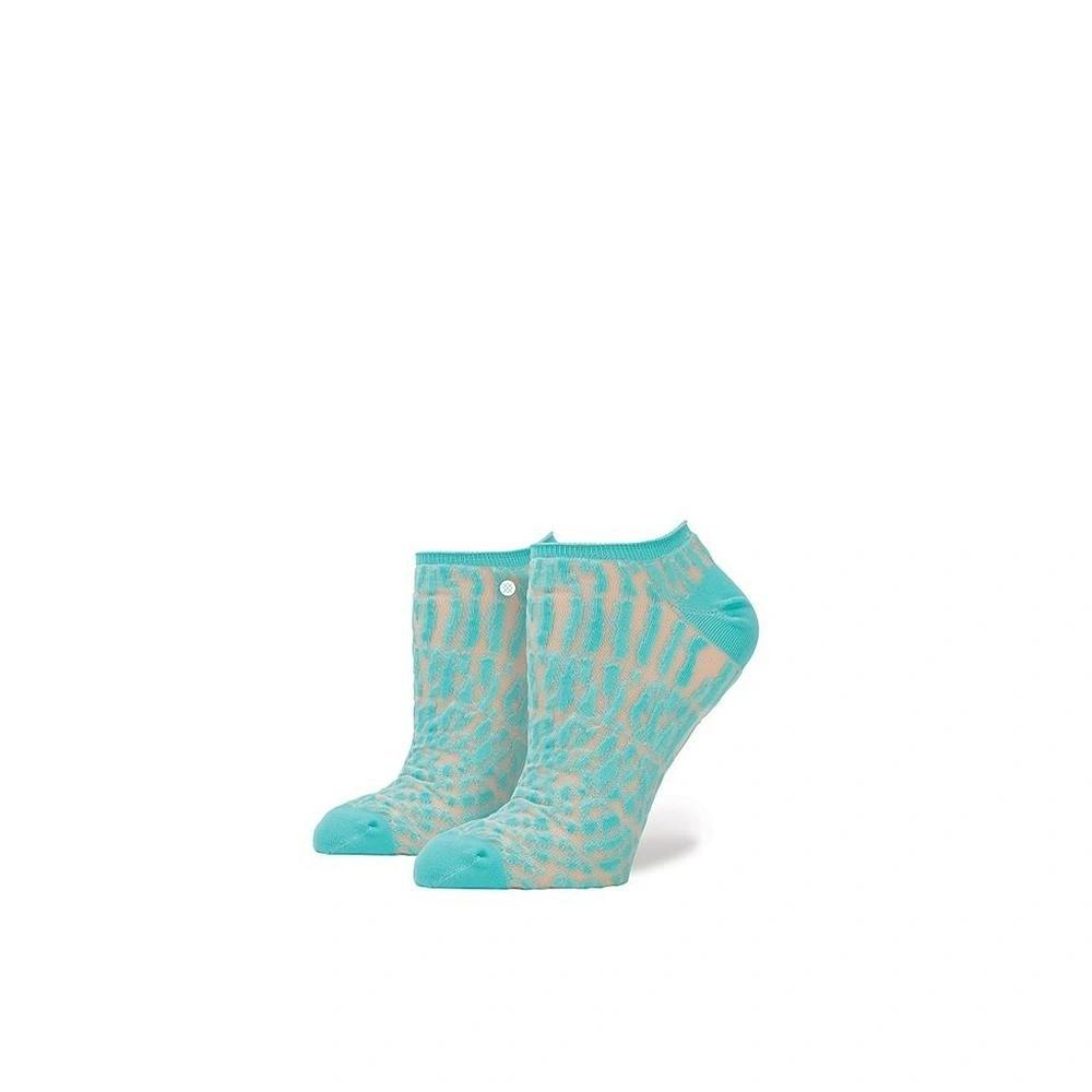 Basket Case Light Blue Kadın Çorap