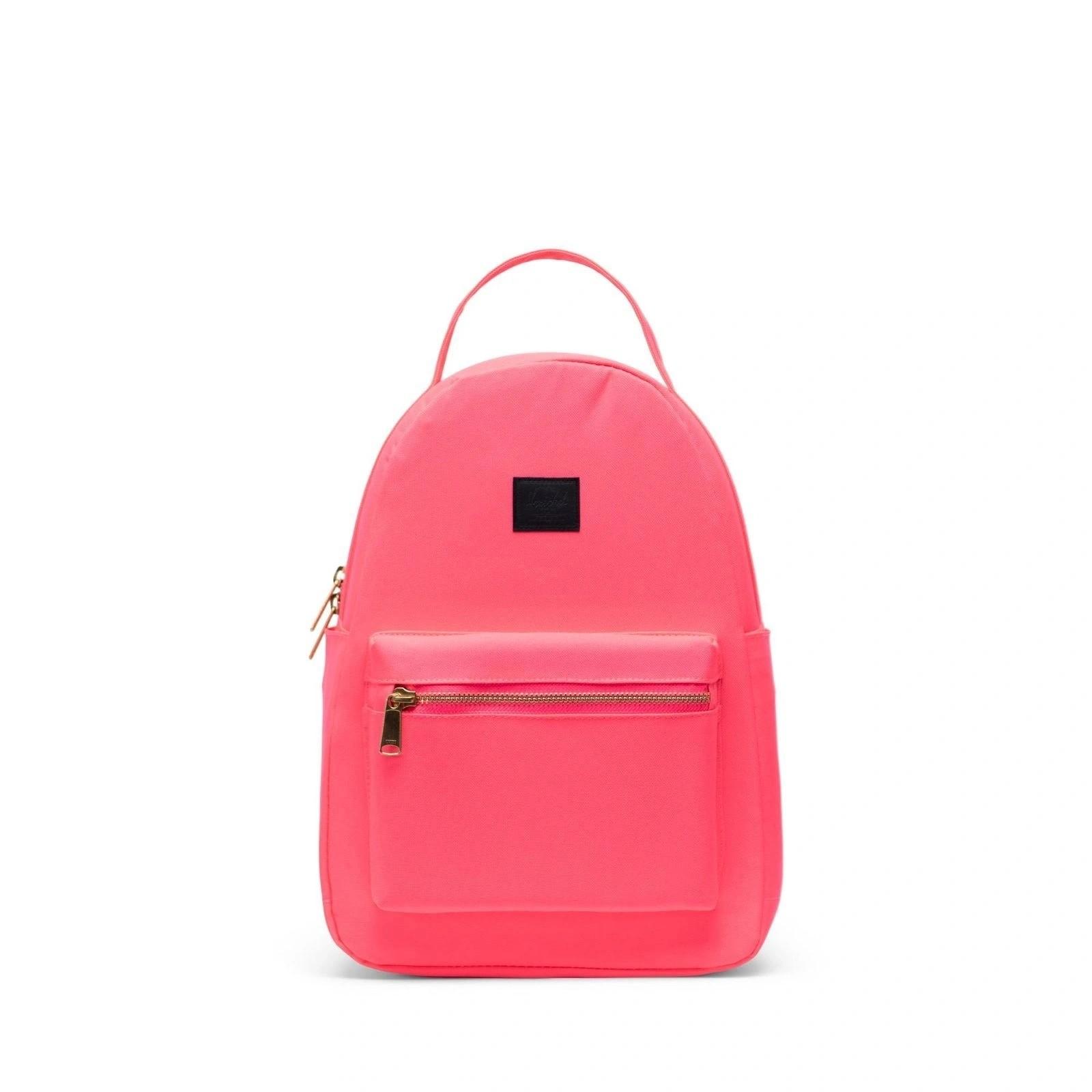 Herschel Sırt Çantası Nova Small Neon Pink/Black