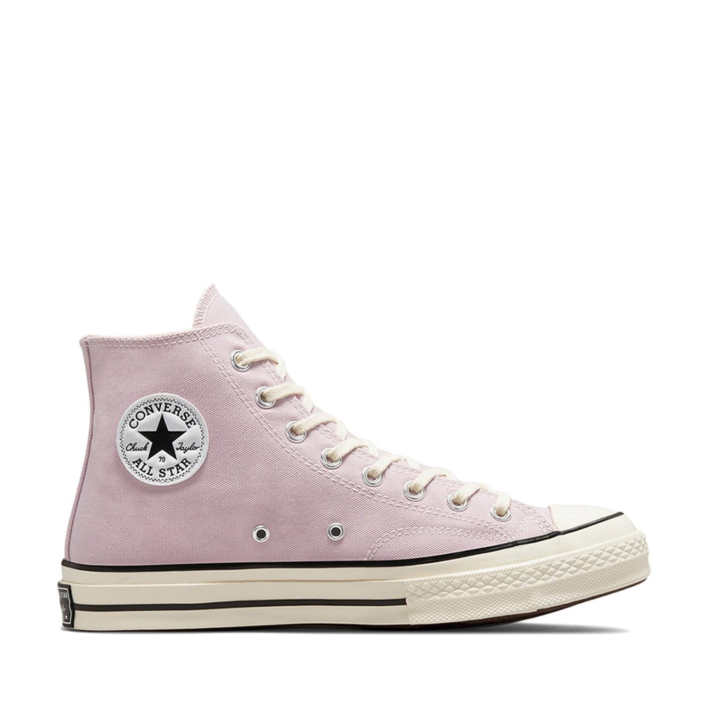Chuck 70 Hi Himalayan Salt/Egret/Black Unisex Spor Ayakkabısı