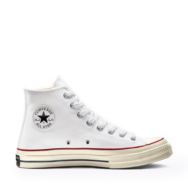 Chuck 70 Hi Beyaz Unisex Spor Ayakkabısı