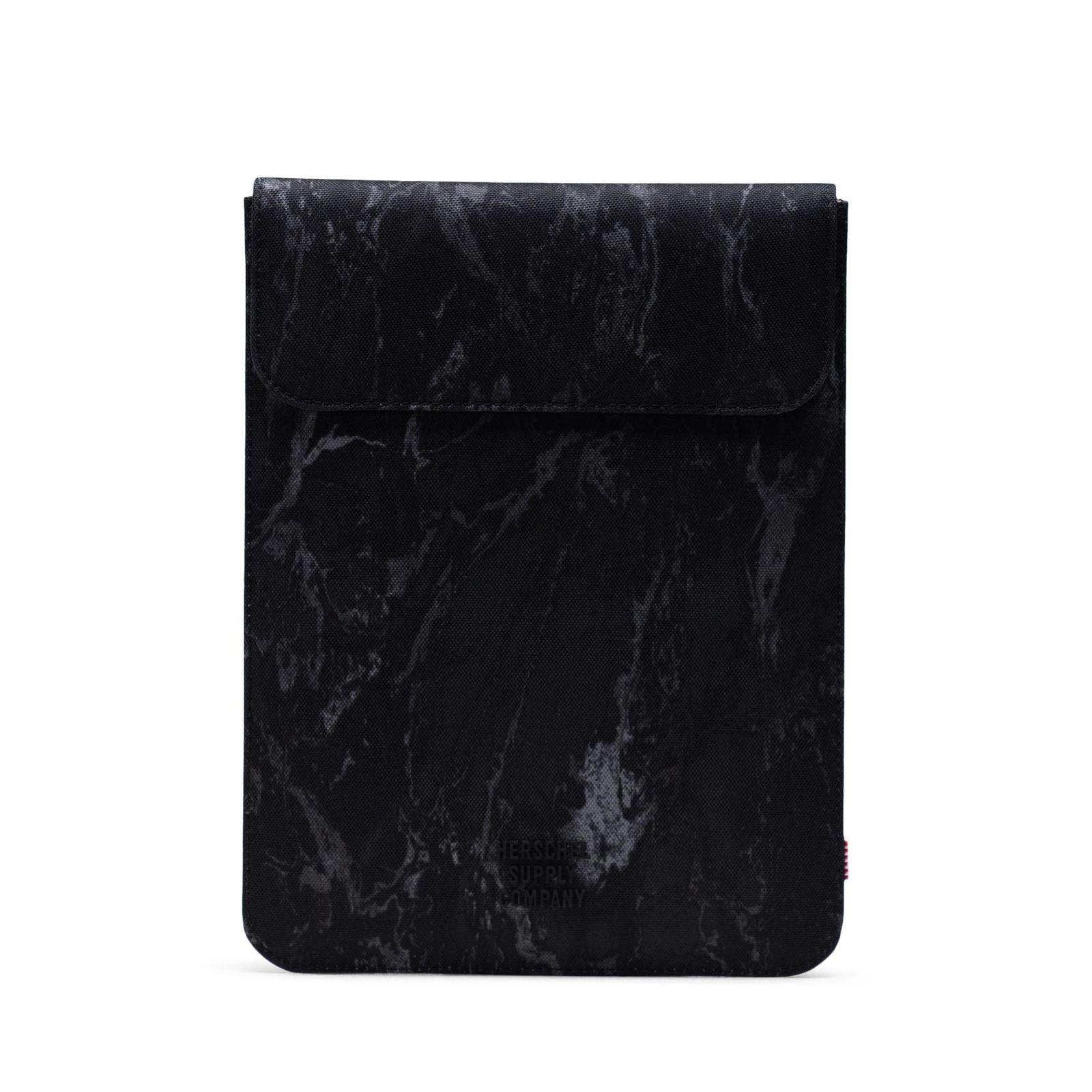 Herschel iPad Kılıfı Spokane Sleeve for iPad Air Black Marble