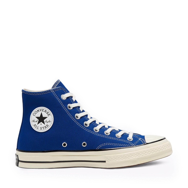 Chuck 70 Hi Mavi Unisex Spor Ayakkabısı