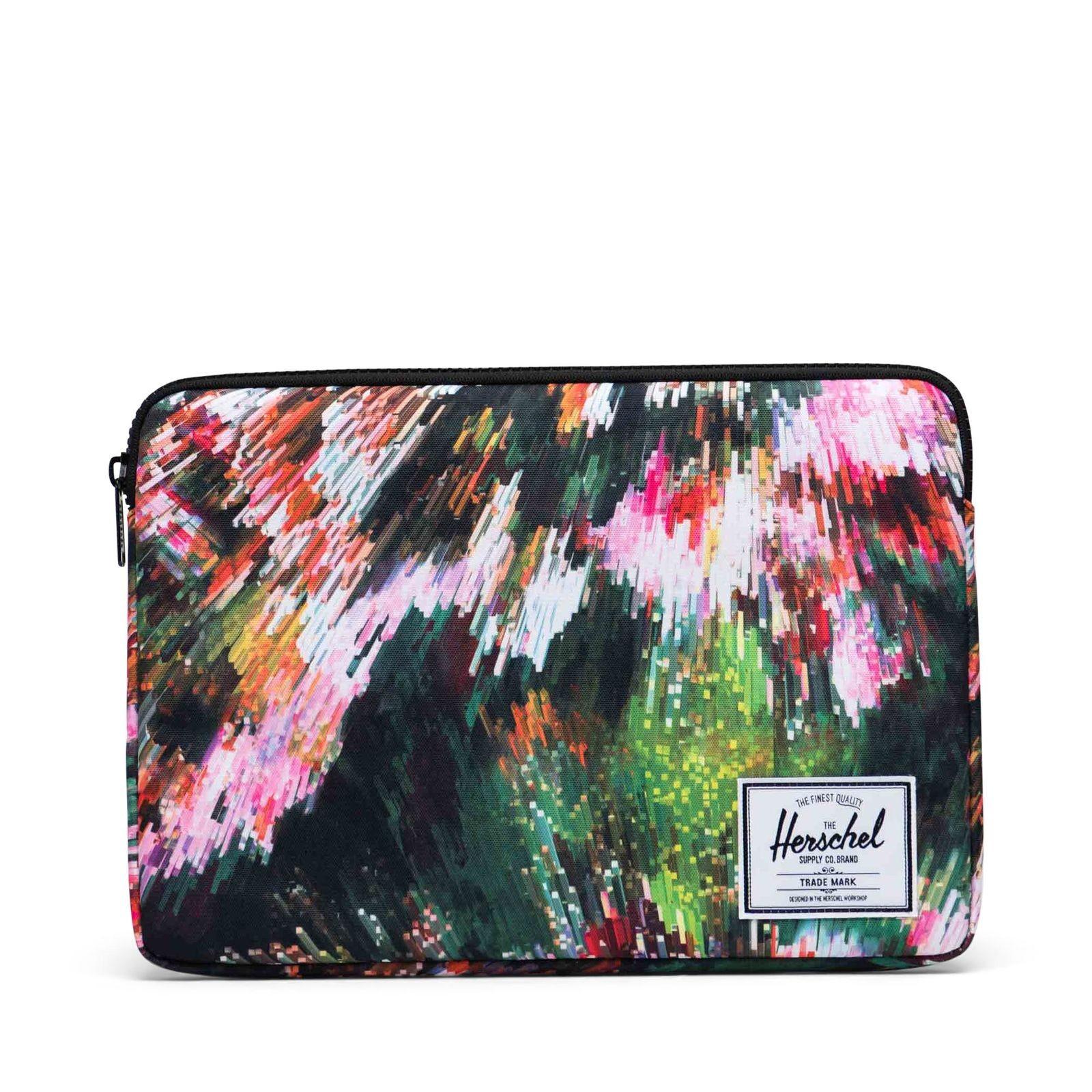 Herschel Anchor Sleeve for 13 inch MacBook Pixel Floral