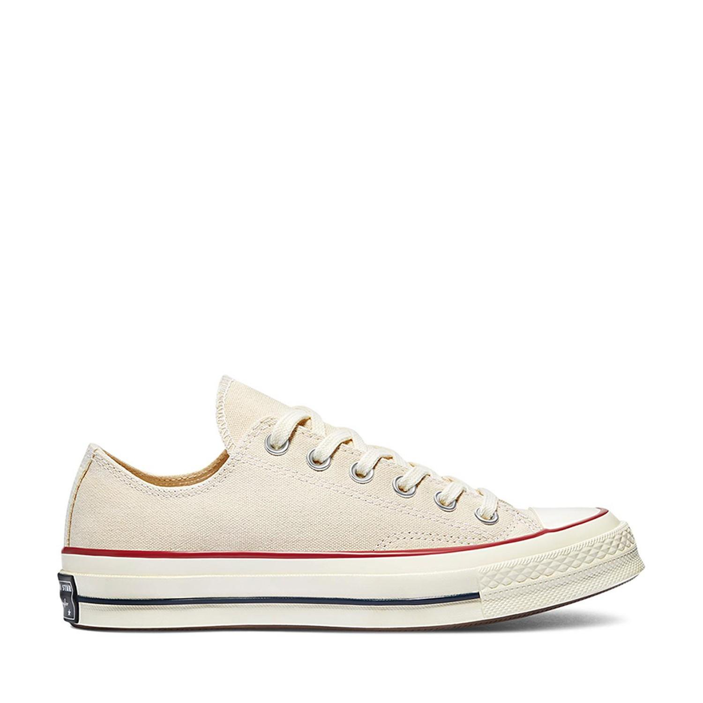 Chuck 70 Ox Parchment/Garnet/Egret Unisex Spor Ayakkabısı