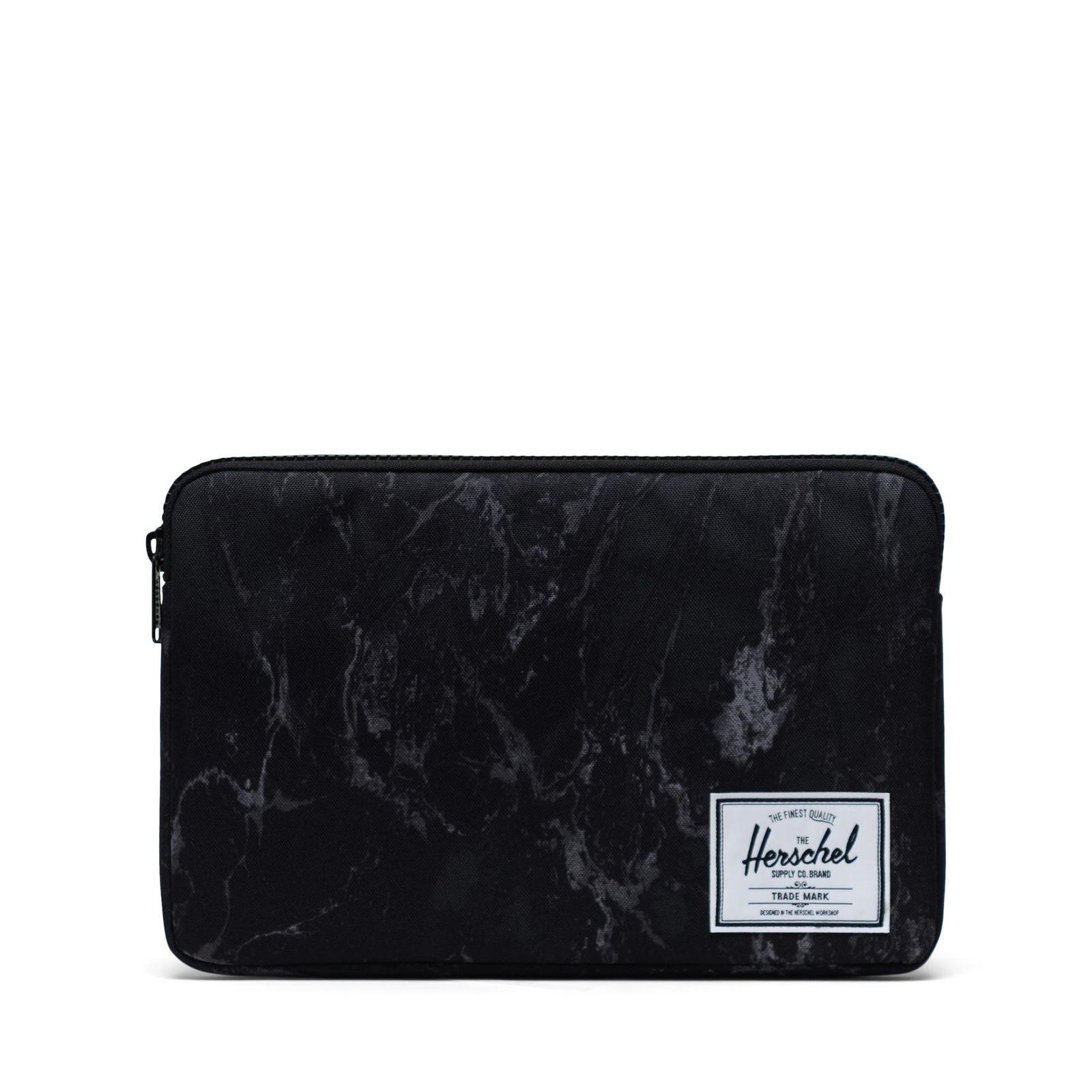 Herschel iPad Kılıfı Anchor Sleeve for iPad Air Black Marble