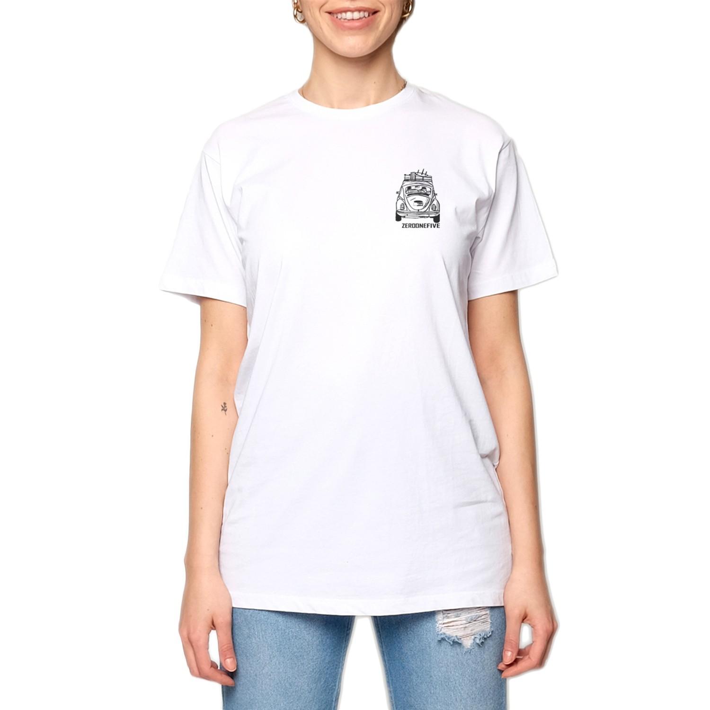 15UTS10S WMN Beyaz Kadın T-Shirt
