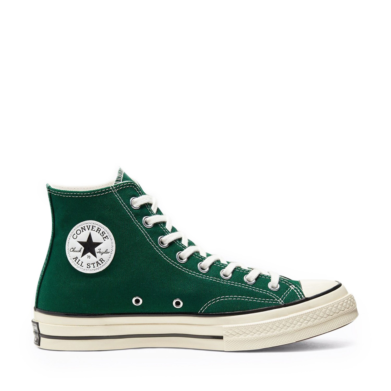 Chuck 70 Hi Yeşil Unisex Spor Ayakkabısı