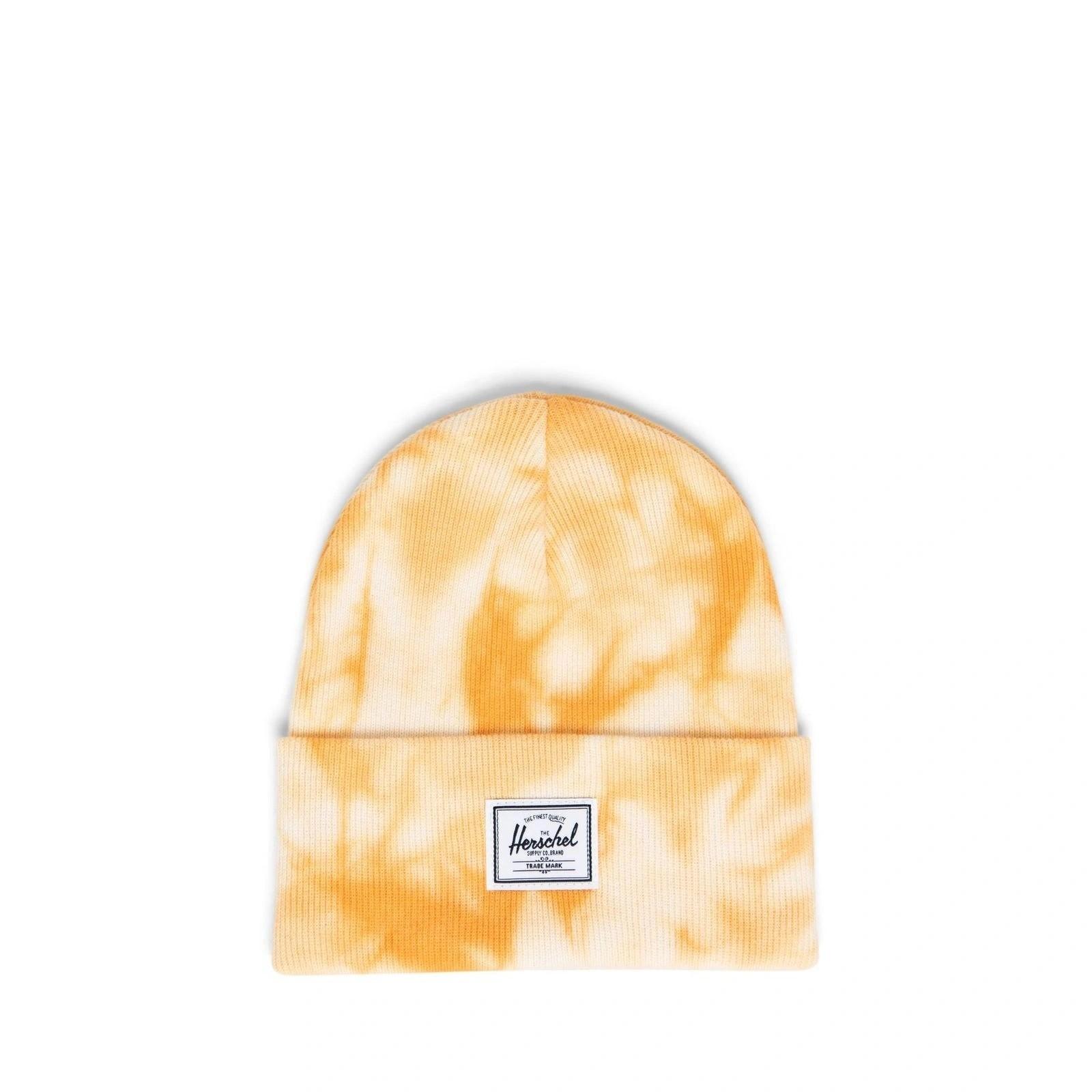 Herschel Bere Elmer Tie Dye Blazing Orange Tie Dye