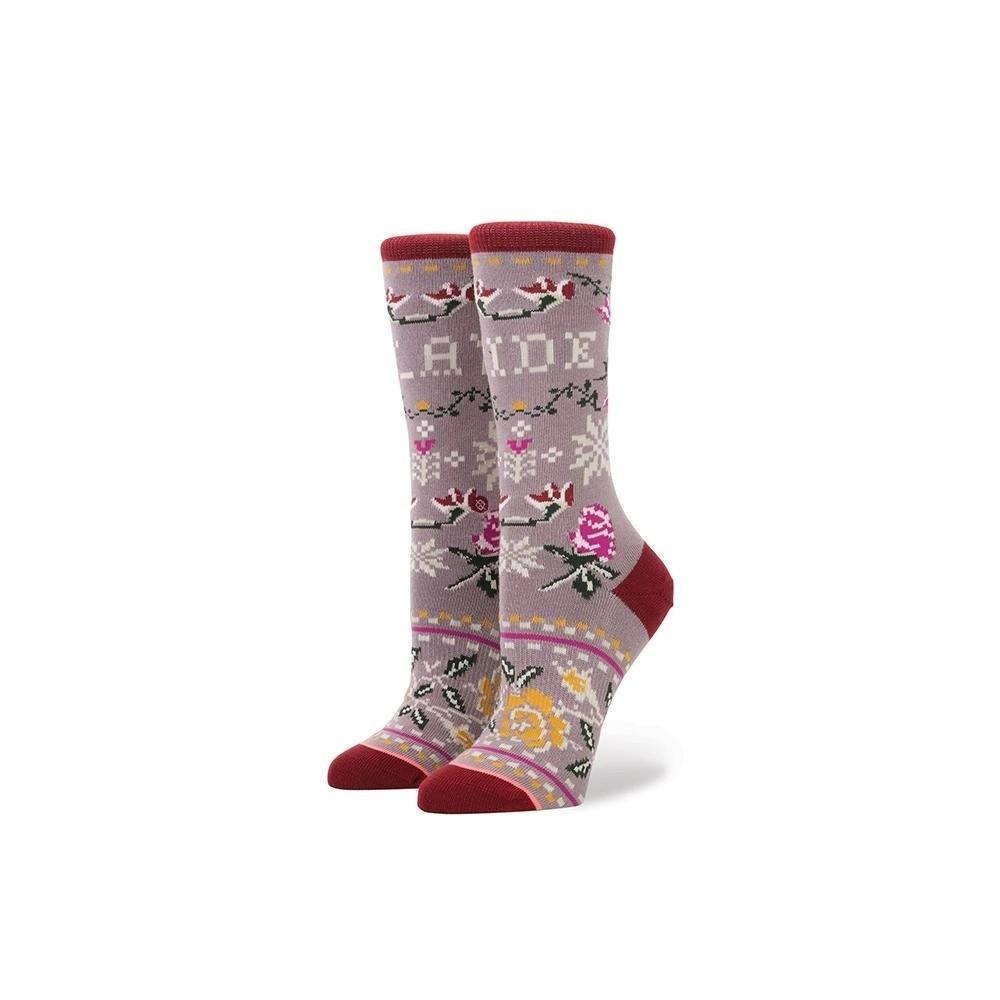 Slay Ride Tomboy Lilac İce Kadın Çorap